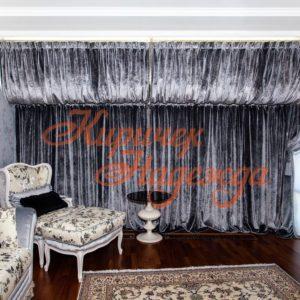 заказть пошив штор для вашей гостинной