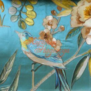 Ткани с вышивкой