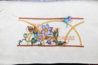 Рисунки для ручной вышивки