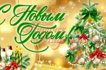 Уважаемые коллеги поздравляем Вас с Новым годом и Рождеством